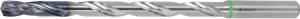 Master Steel SPEED solid carbide drill, plain shank DIN 6535 HA 3 mm