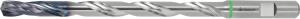 Master Steel SPEED solid carbide drill, Weldon shank DIN 6535 HB 3 mm