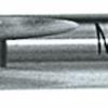 Hand tap, single Plug tap M10