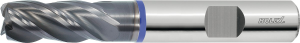 Pro Inox solid carbide end mill HPC 3 mm