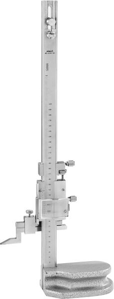 Vernier height gauge with magnifying glass 300 mm