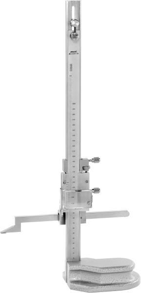 Vernier height gauge with horizontally adjustable scriber 300 mm