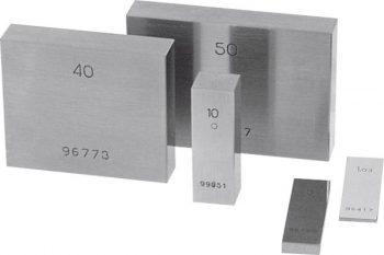 DAkkS calibration Ceramic gauge block 150 mm