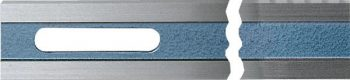 DAkkS calibration Flat straight edge 750 mm