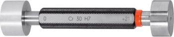 """Calibration """"Go"""" / """"No Go"""" plug gauge 20 mm"""