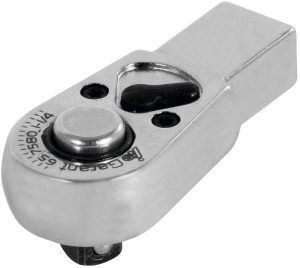 Plug-in ratchet with ejector 1-1/4 inch