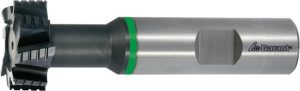 Solid carbide T-slot cutter, semi-roughing 12,5X6 mm