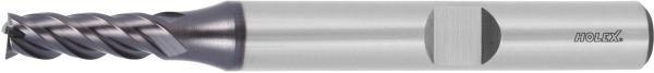 Milling cutter HSS-Co8 3 mm