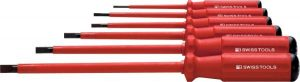 SwissGrip electrician's screwdriver set fully insulated 6