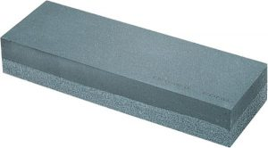 Bench stone for carbide and cast iron Silicon carbide (SiC) coarse / fine 125X50 mm