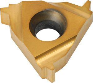 Semi-profile insert 30°, internal, right-hand 4 mm