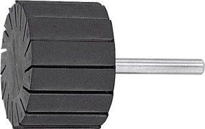 Abrasive sleeve holder, slit, shank ⌀ 6 mm 15X30 mm