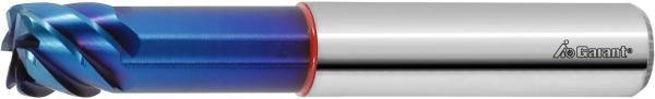 Diabolo solid carbide torus cutter HPC 6/0,5 mm