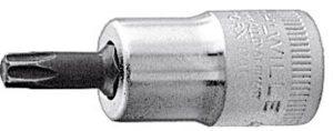 Torx® screwdriver bit, 3/8 inch short TX9