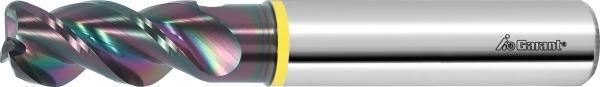Solid carbide torus cutter 5/0,5 mm
