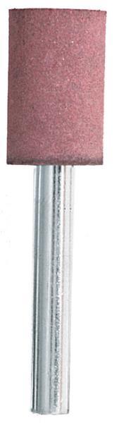 Polishing point grit 120 (red) medium 4X8 mm