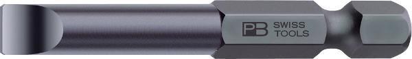 Slot-head bit, shank E 6.3 3/75 mm