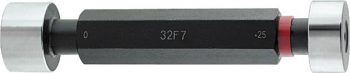 Plug gauge A-ZC 6-13 2 mm