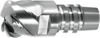 Face torus milling head, with internal coolant supply 10 mm